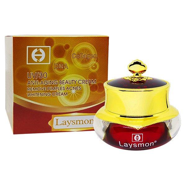 KEM LAYSMON UV/30 - ANTI-AGING BEAUTY CREAM 20G - CHỐNG NHĂN - CHỐNG LÃO HOÁ