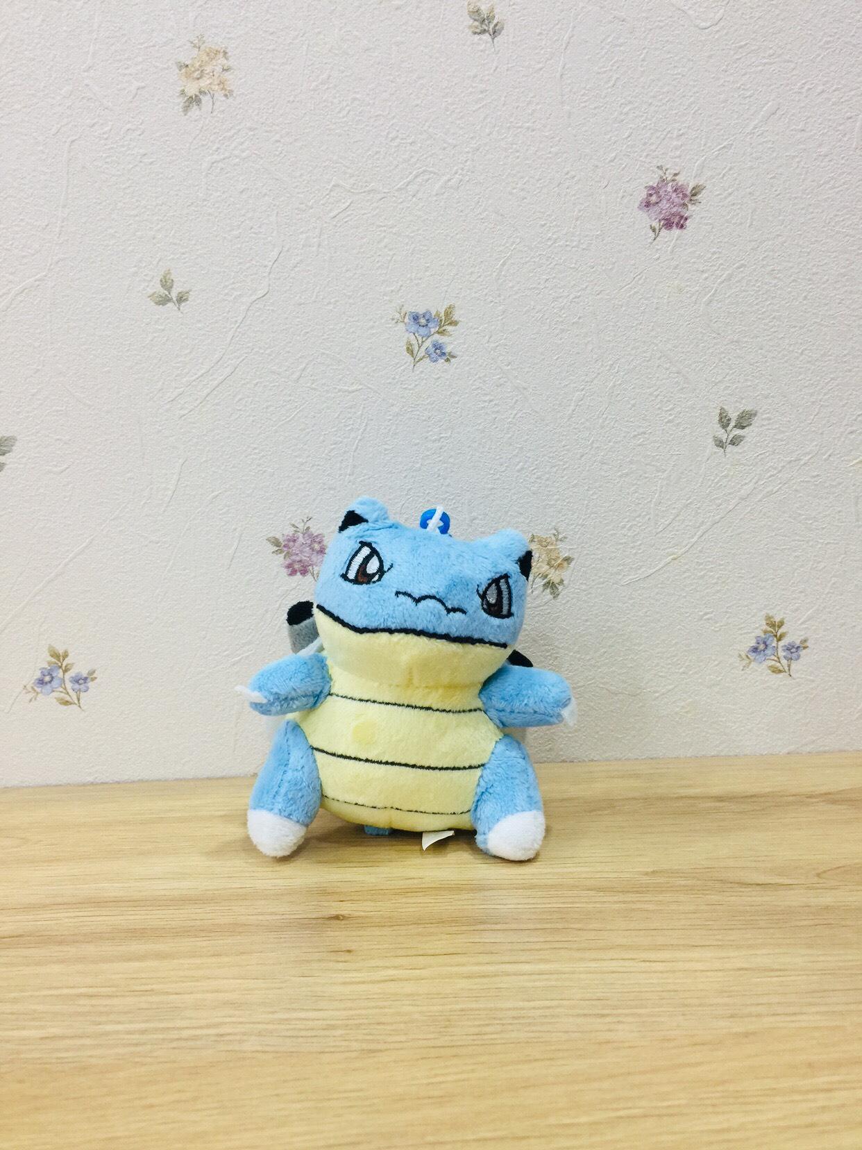 Gấu bông Pokemon Cubchoo - Tặng kèm móc khóa Pokemon cao cấp