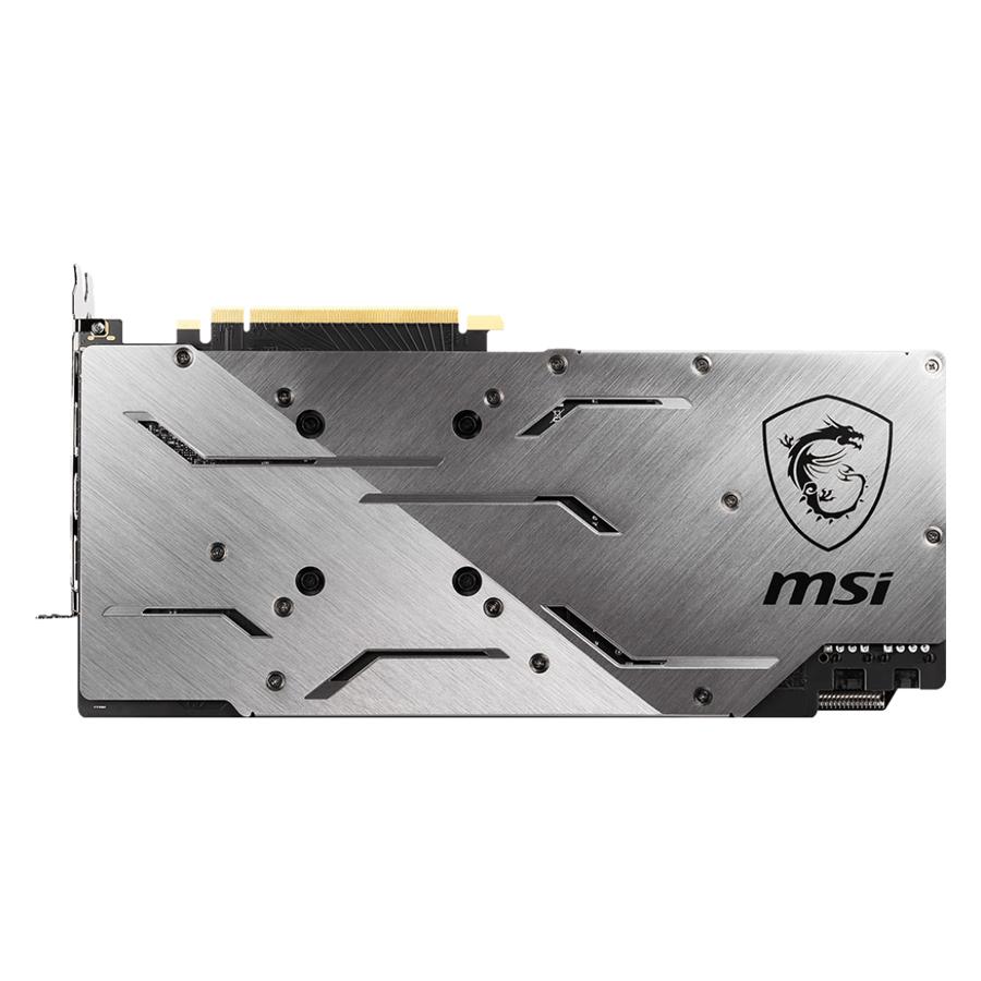 Card Màn Hình VGA MSI RTX 2070 GAMING X 8GB GDDR6 256 Bit 2 Fan DisplayPort HDMI USB Type-C - Hàng Chính Hãng