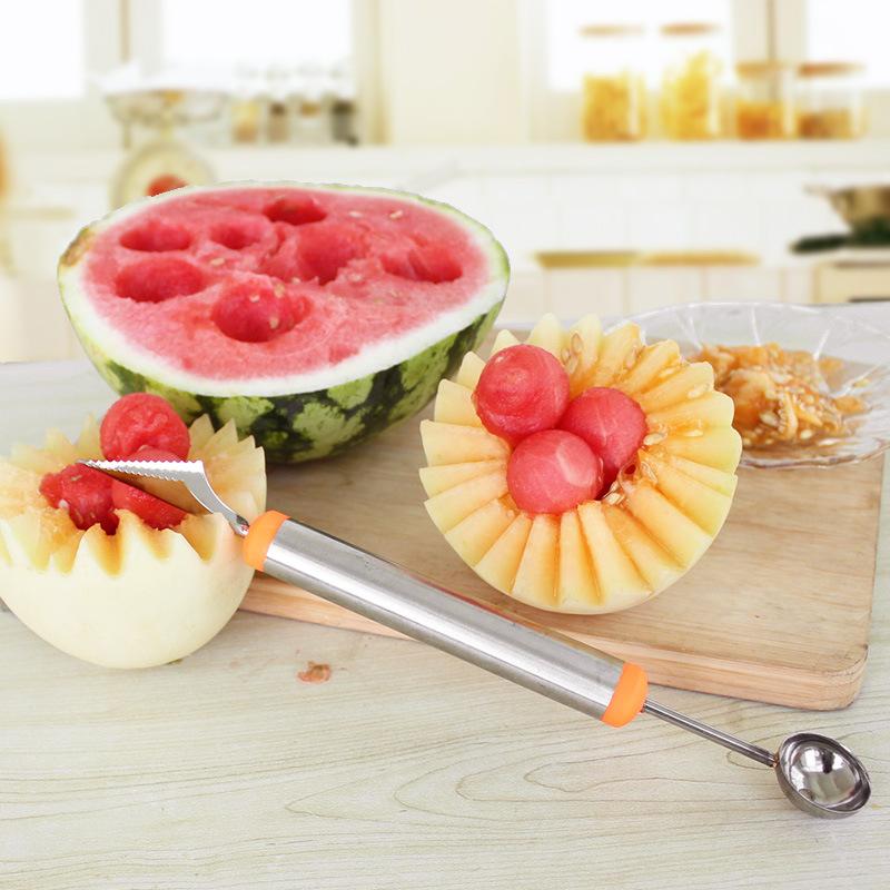 Dụng cụ khoét và tạo hình trái cây