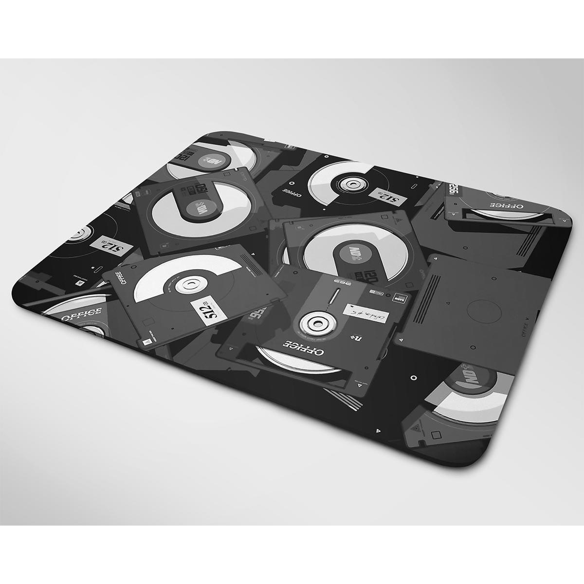 Miếng lót chuột mẫu Băng CD
