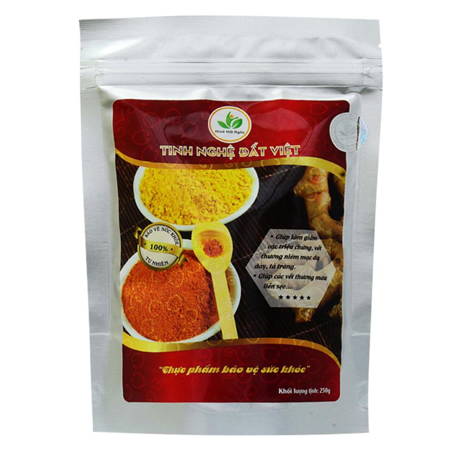 4 Túi Tinh Nghệ Đất Việt (250g / Túi)