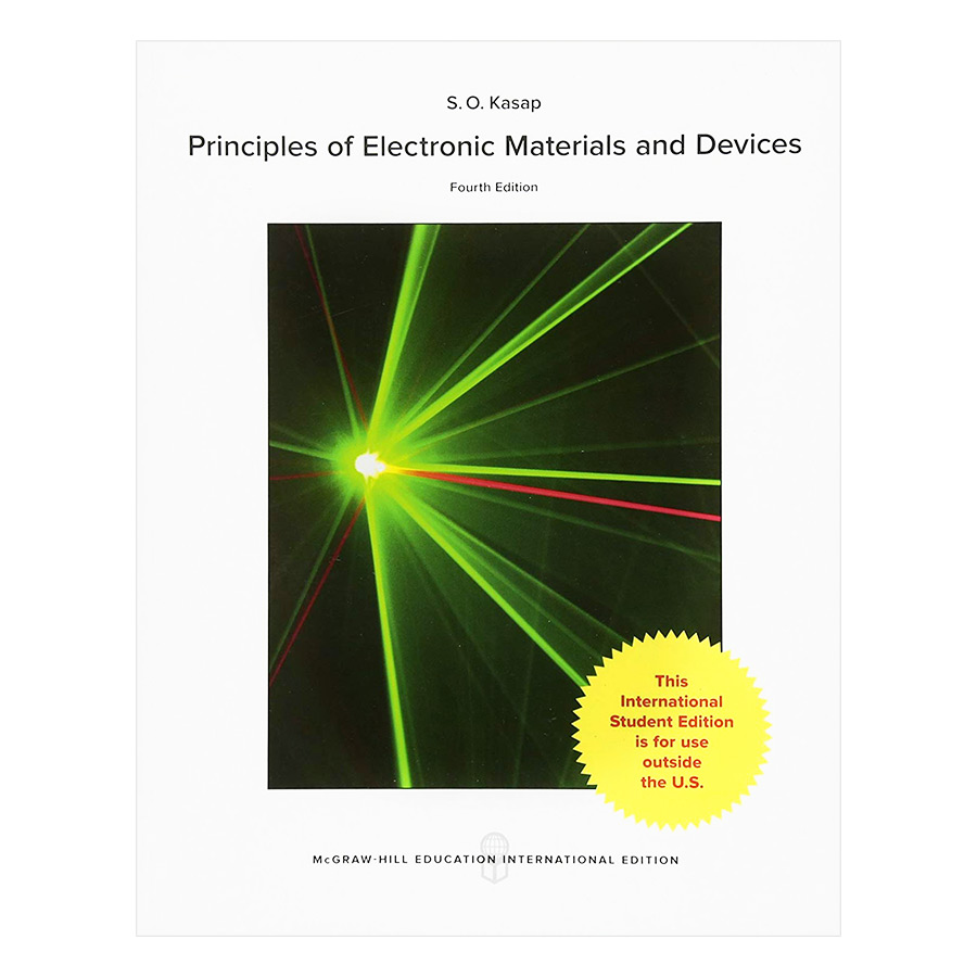 Principles Of Electronic Materials And Devices