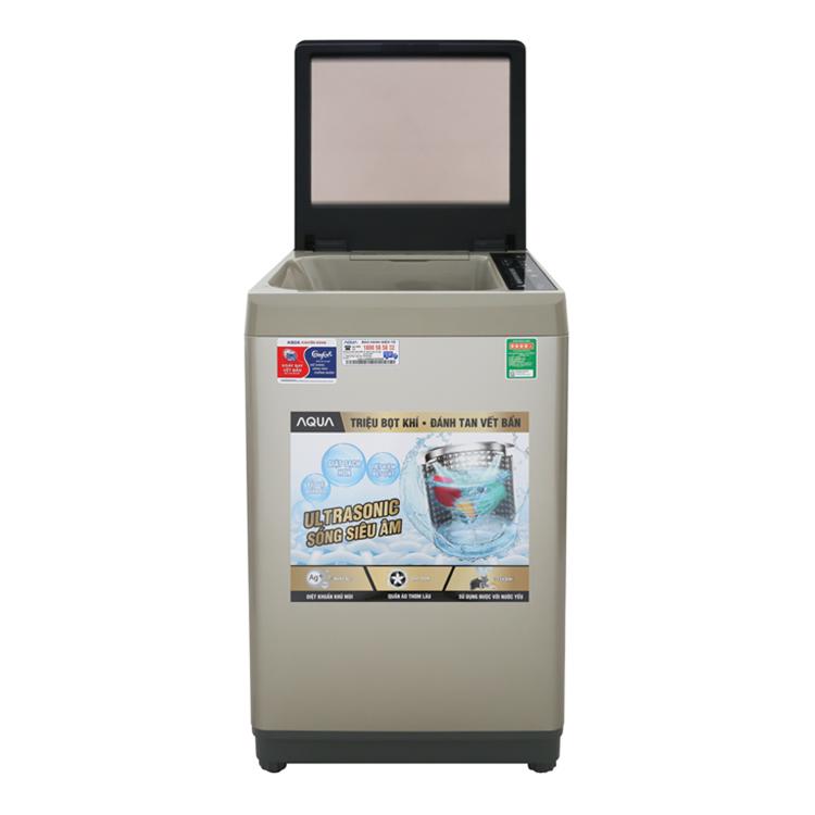 Máy Giặt Cửa Trên Aqua AQW-U91CT-N (9kg) - Hàng Chính hãng