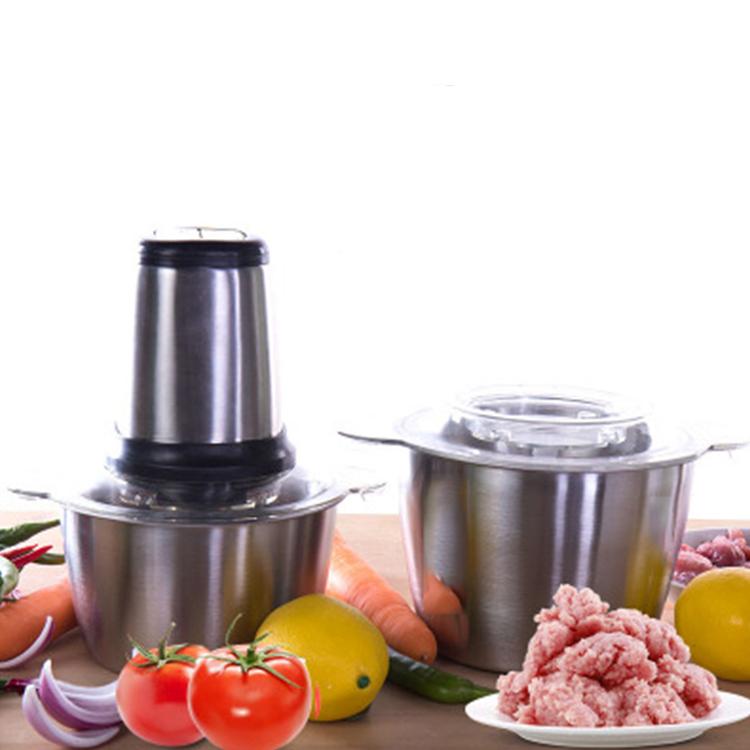 Máy xay thịt phù hợp cho mọi gia đình dung tích 3 Lít