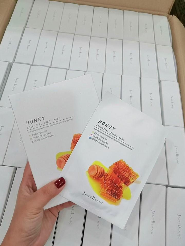 Serum dưỡng da chiết xuất ốc sên - tặng 5 mặt nạ Jant Blanc
