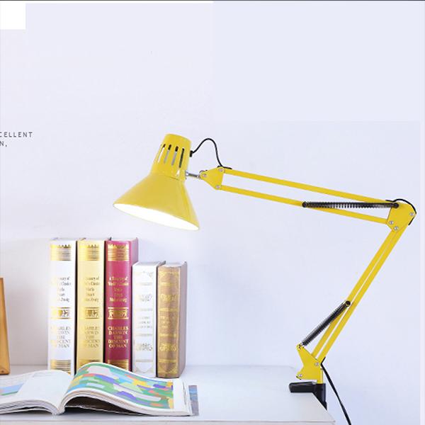 Đèn Kẹp Bàn - Đèn Pixar - Đèn Đọc Sách Chóa Cổ Điển GS02V