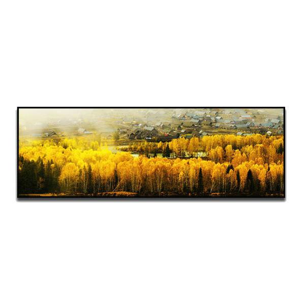 Tranh Canvas Kèm Khung Viền PGTK201 (40 x 120 cm)