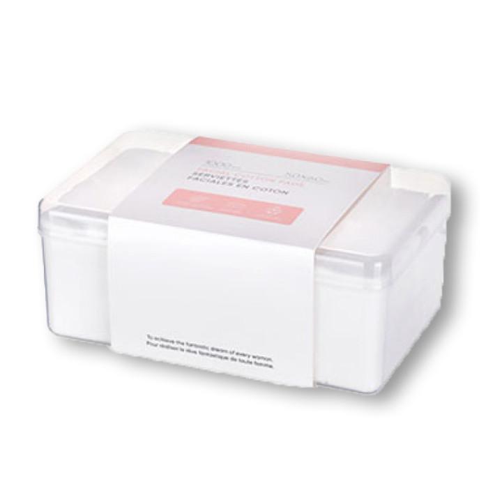 Bông tẩy trang hộp 1000 miếng - Hàng chính hãng
