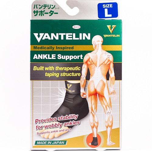 Băng Bảo Vệ Khớp Cổ Chân Vantelin Ankle Support size L