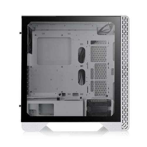 Vỏ Case Thermaltake S300 Tempered Glass Snow Edition Mid-Tower Chassis (CA-1P5-00M6WN-00) - Hàng Chính Hãng