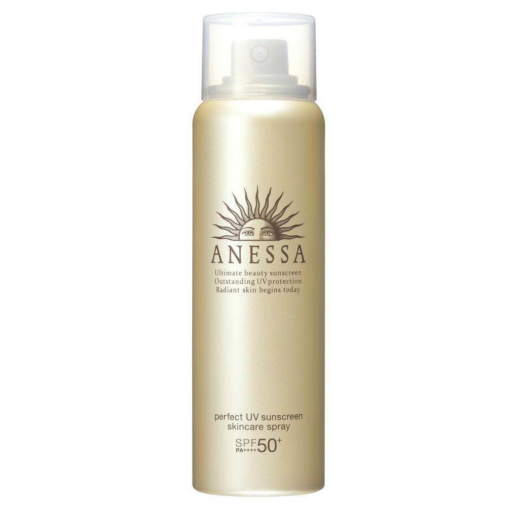 Xịt Chống Nắng Toàn Diện Anessa Perfect UV Spray Sunscreen Spf50+ Pa++++ (60g)