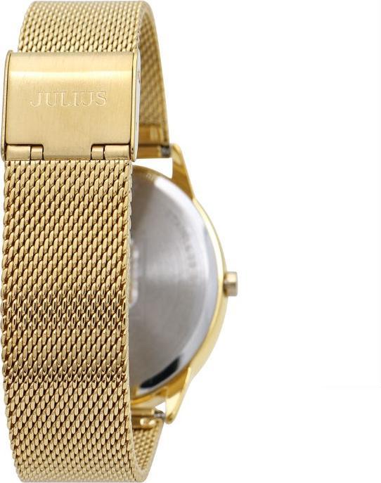 Đồng hồ đôi Julius Ju1231 Vàng