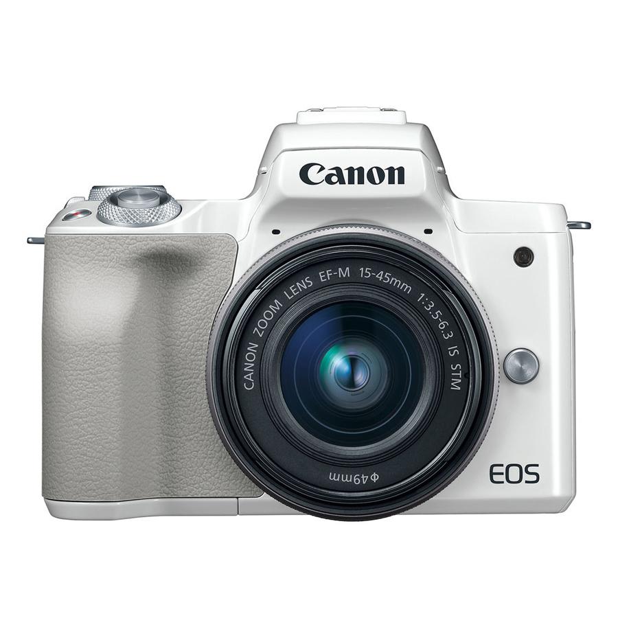Máy ảnh Canon EOS M50 Kit 15-45mm - Hàng Chính Hãng