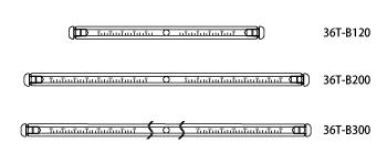 bar size
