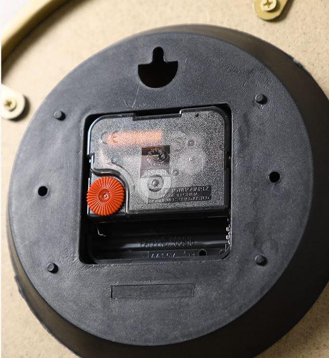 Đồng hồ treo tường hợp kim trang trí nghệ thuật. Đồng hồ treo tường 3D DHTT52 kim trôi tĩnh âm dành cho phòng khách, phòng ăn, phòng ngủ 91x33cm