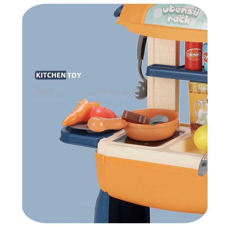 Đồ Chơi Nấu ăn làm đầu bếp cho bé Mobile Kitchen