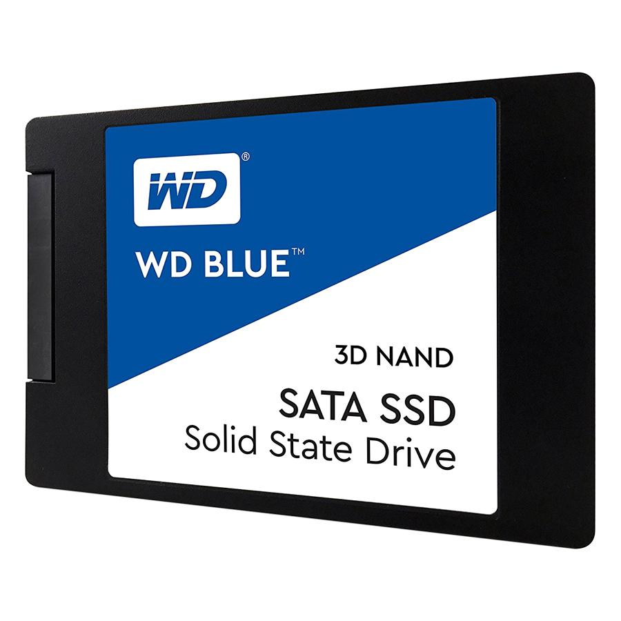 Ổ Cứng SSD WD Blue 3D NAND 250GB WD S250G2B0A (2.5 inch) - Hàng Chính Hãng