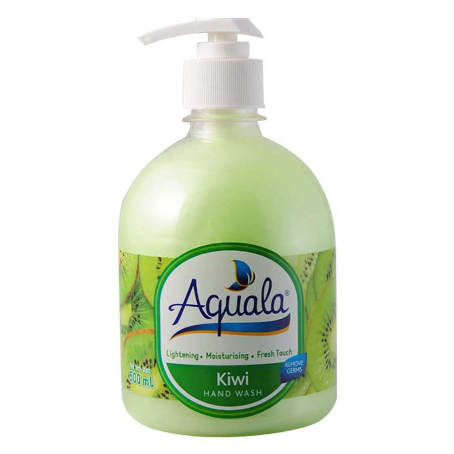 Sữa Rửa Tay Aquala Hương Kiwi (500ml)