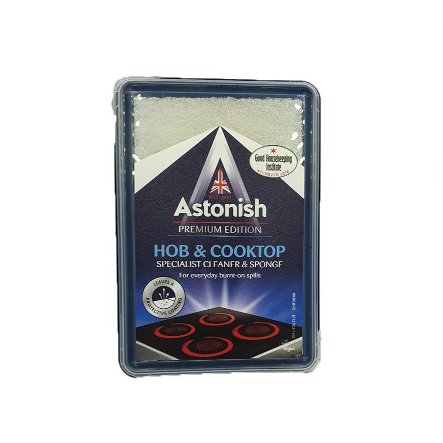 Kem tẩy mặt kính bếp điện (Từ/Halogen/điện...) Astonish C8630