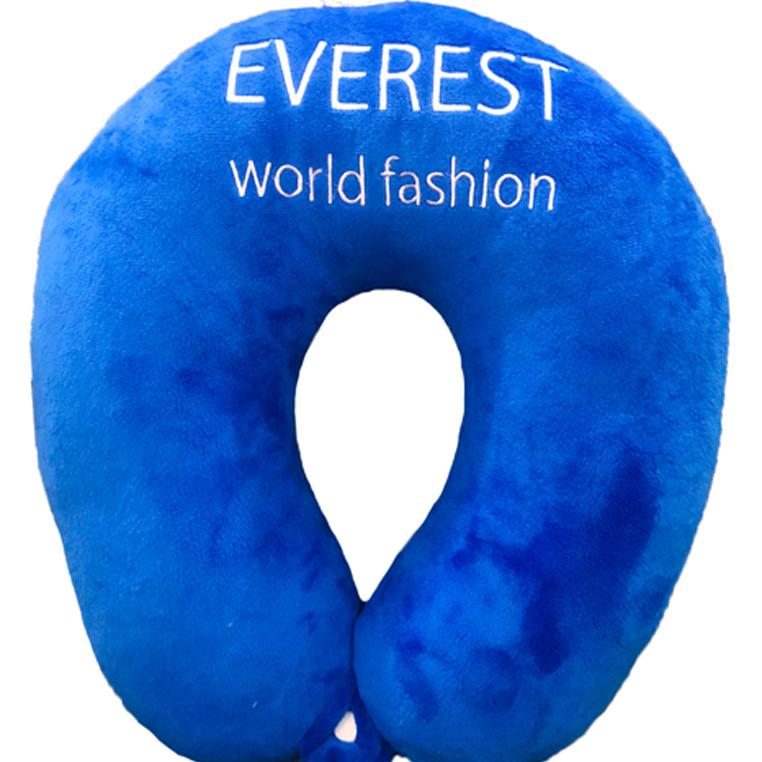 Gối kê cổ, gối chữ U Cam Everest - Xanh - Free Size