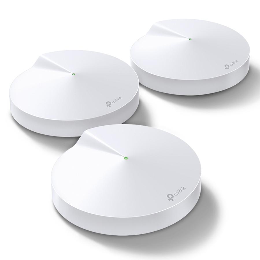 Bộ Phát Wifi Mesh TP-Link Deco M9 Plus AC2200 MU-MIMO - Hàng Chính Hãng