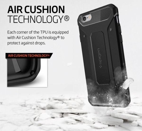 Ốp lưng iphone 6S/6 Spigen (SGP) Rugged Capsule 2