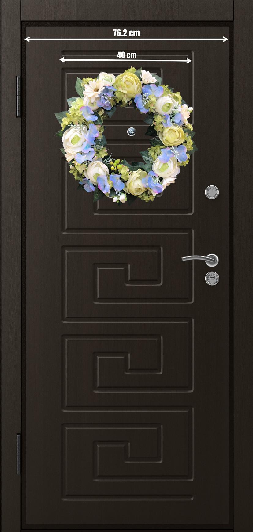 Vòng Hoa Vải Handmade V16062