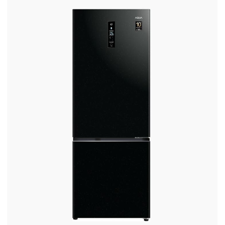 Tủ lạnh Aqua Inverter 292 lít AQR-B348MA(FB) model 2021 - Hàng chính hãng (chỉ giao HCM)