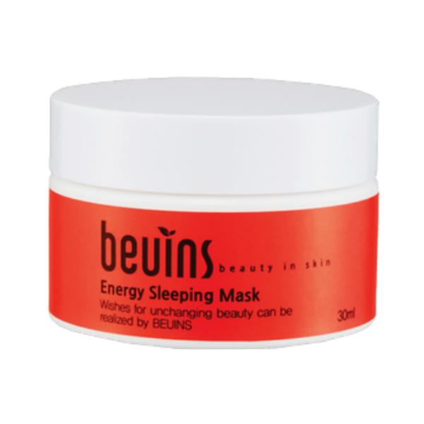 Mặt Nạ Ngủ Cấp Năng Lượng Energy Sleeping Mask Beuins BEMNNEN30 (30ml)