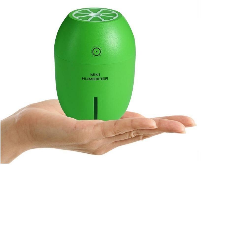Máy xông tinh dầu cao cấp kiêm đèn ngủ Lemon Humidifer sẽ giúp bạn có một giấc ngủ ngon hơn