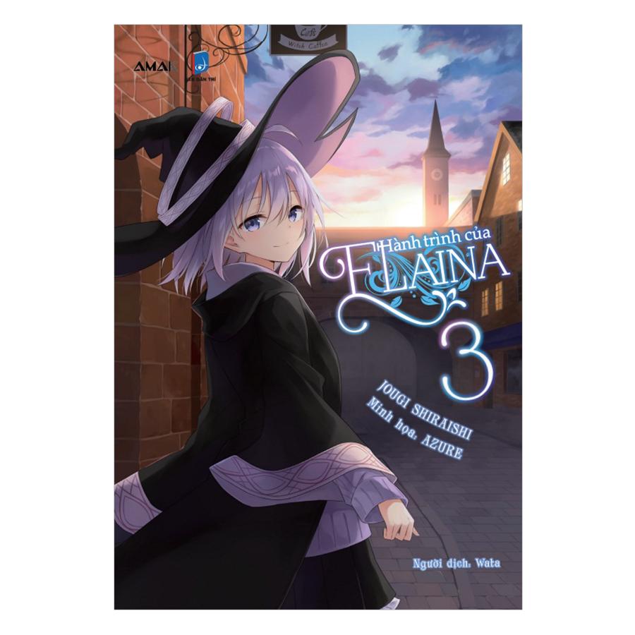 Hành Trình Của Elaina (Tập 3)