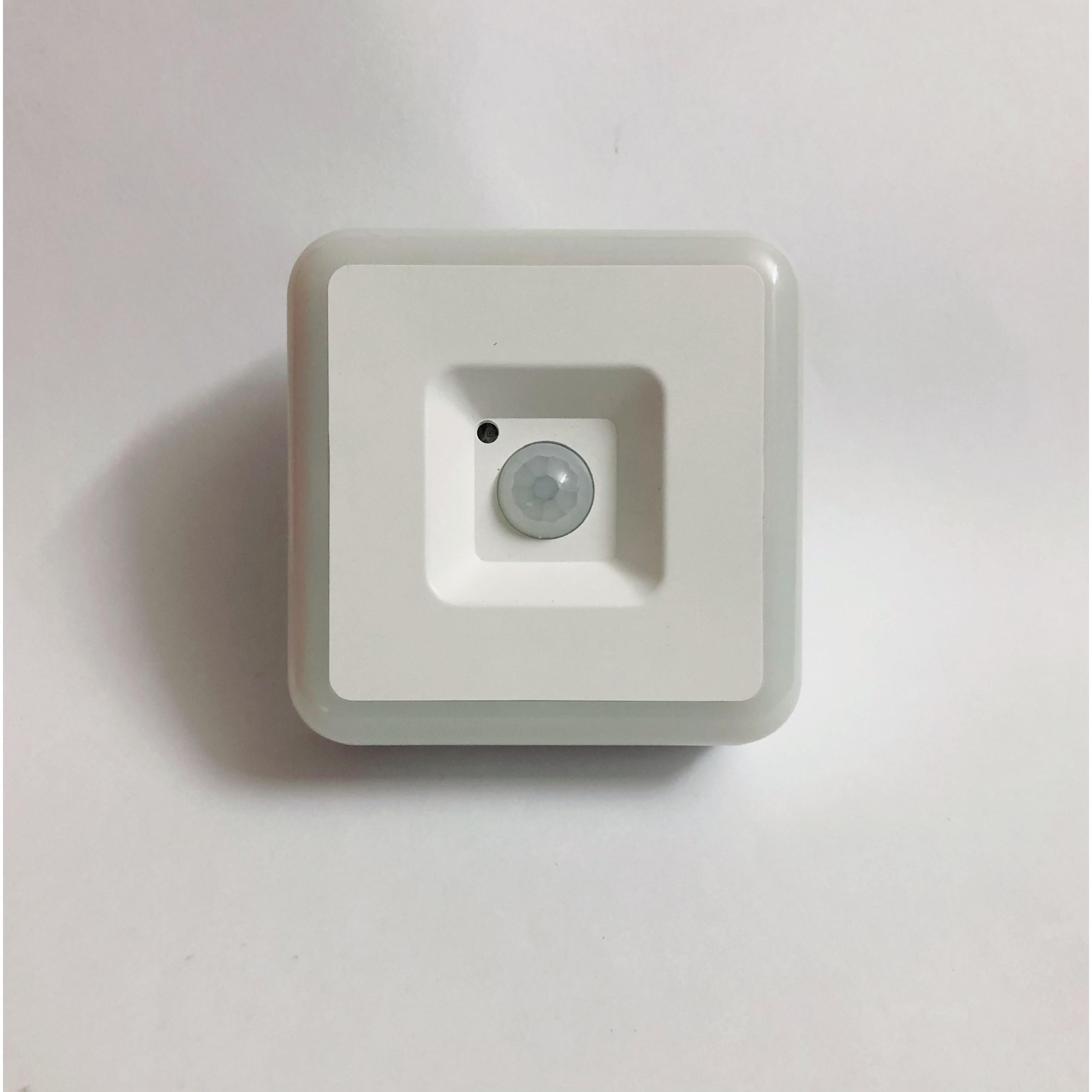 Đèn ngủ cảm biến Rạng Đông, tích hợp cảm biến chuyển động, cảm biến ánh sáng Model ĐN01.PIR 55x55/0.3W