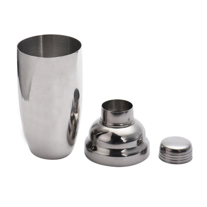Bình Pha Chế Trà Sữa Inox 304 Shaker 500ml - Bình lắc Thương hiệu OEM |  SieuThiChoLon.com