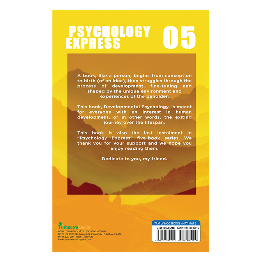Tâm Lý Học Trong Nháy Mắt (Tập 5)
