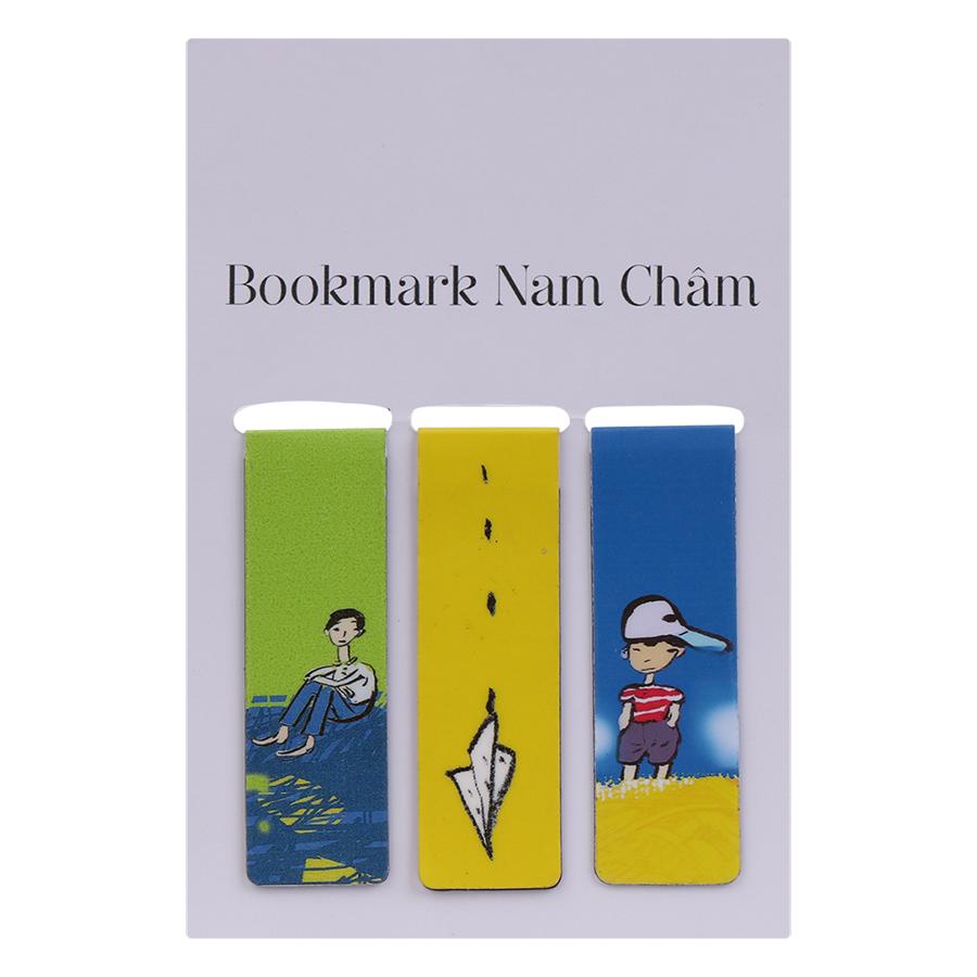 Bookmark Nam Châm - Tên Tác Phẩm Nguyễn Nhật Ánh