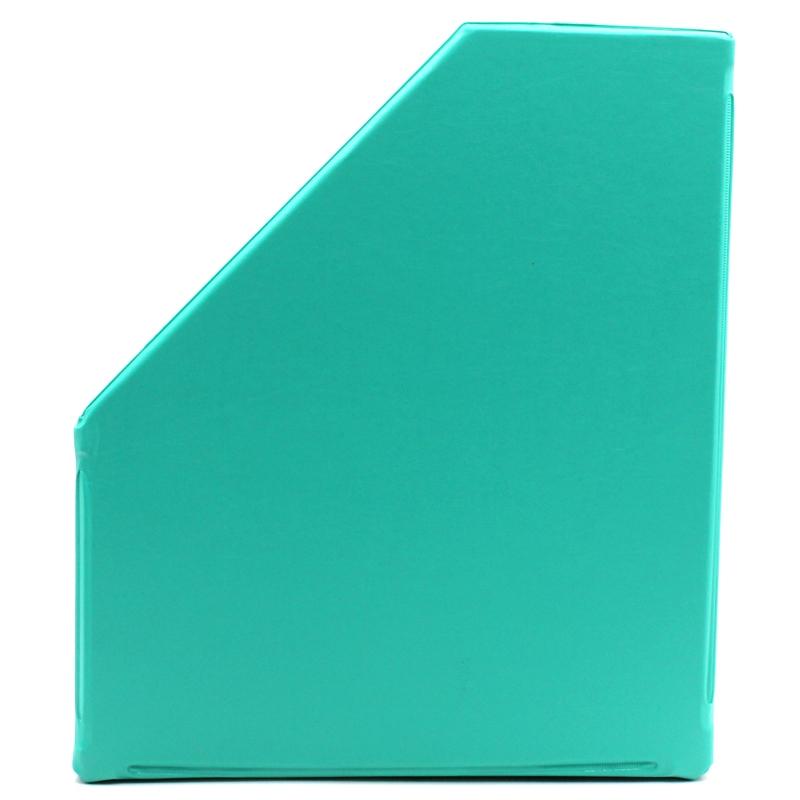 Khay Hồ Sơ Bantex A4 10cm 4012 22 - Màu Xanh Mint