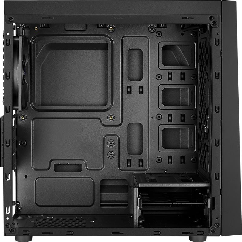 Vỏ case máy tính Aerocool BOLT MINI ACRYLIC - Hàng Chính Hãng