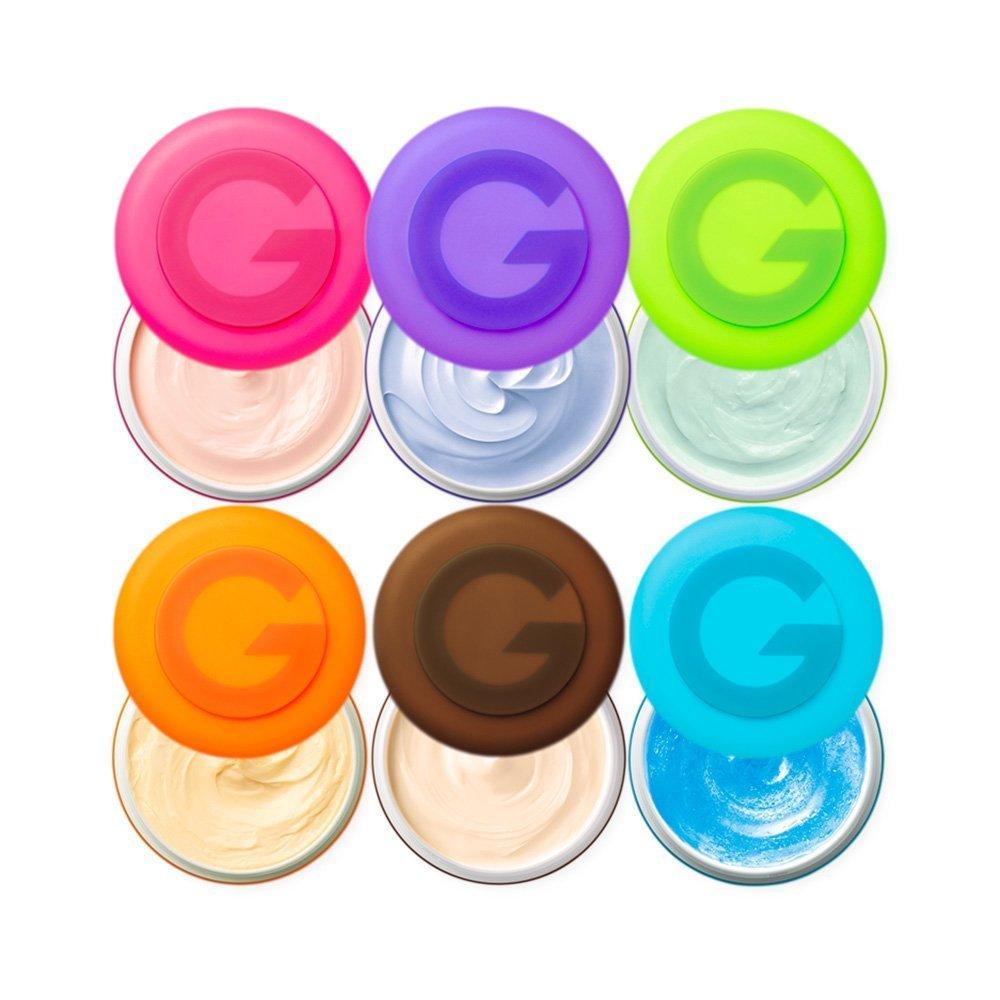 Wax Moving Rubber Cool Wet Tạo Bóng Mượt Cứng Vừa + Tặng Reuzel Grooming Tonic - Chính hãng - GATSBY MOVING RUBBER 80G
