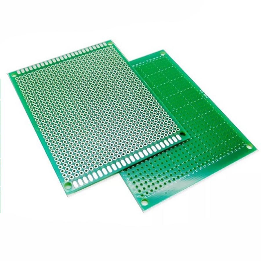 Phíp Đồng Đục Lỗ PCB ( Xanh )