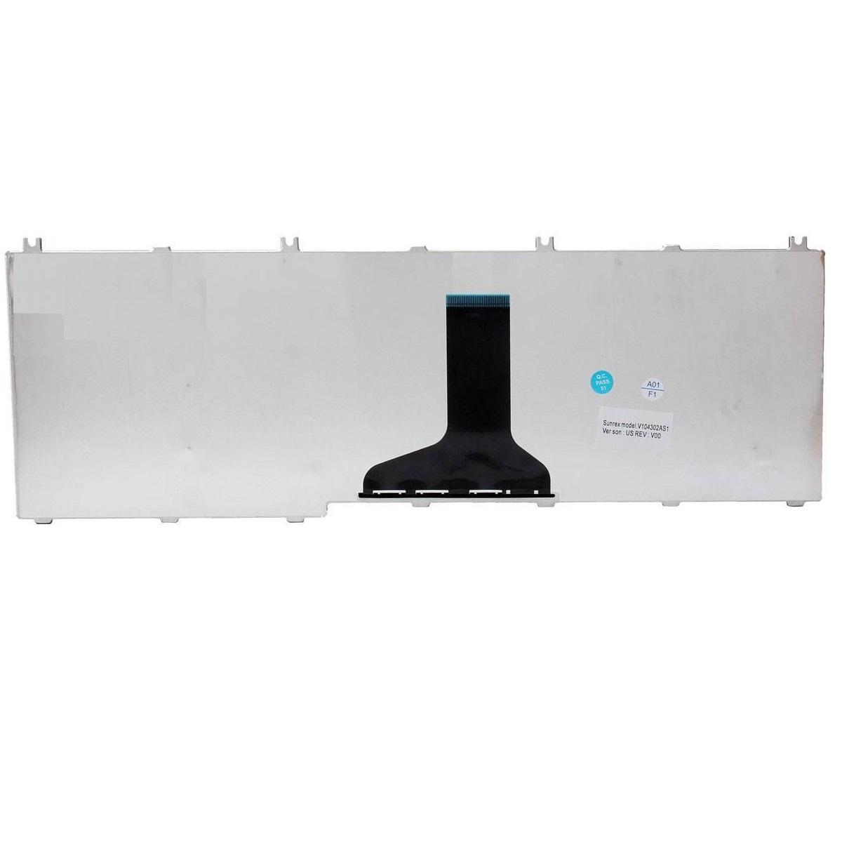 Bàn phím dành cho Laptop Toshiba Satellite L650, L655