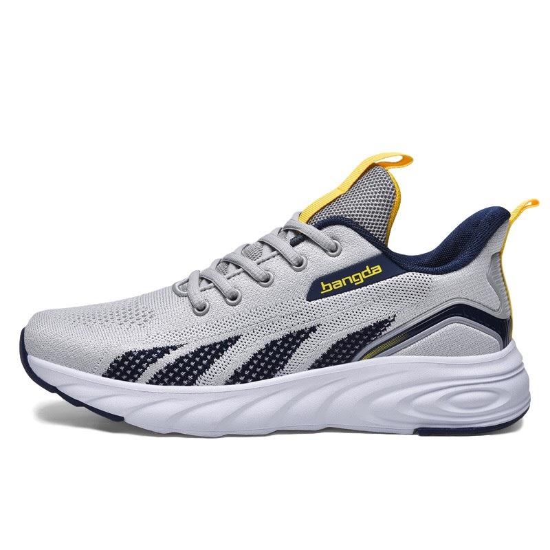 Giày thể thao nam chạy bộ  tập Gym, giày sneaker nam cao cấp HSM-BD023 - nhẹ - bền - thoáng khí (size 39-44)