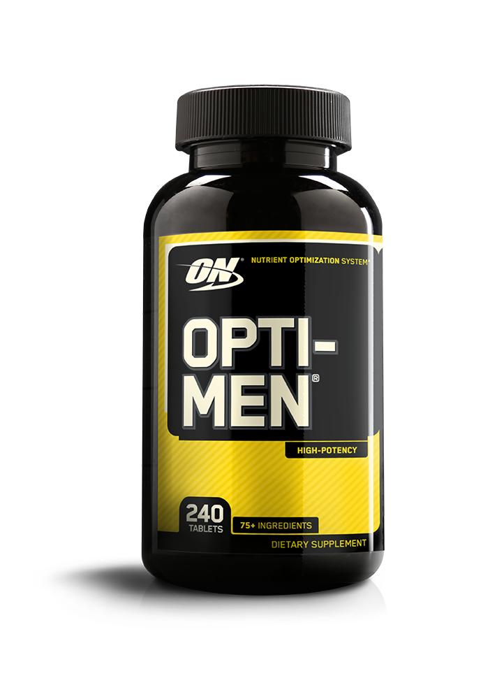 Thực phẩm bổ sung Optimum Nutrition Opti-Men