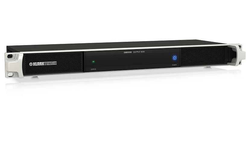 KLARK TEKNIK DM8008 - Signal-Processors - Accessories-Hàng Chính Hãng