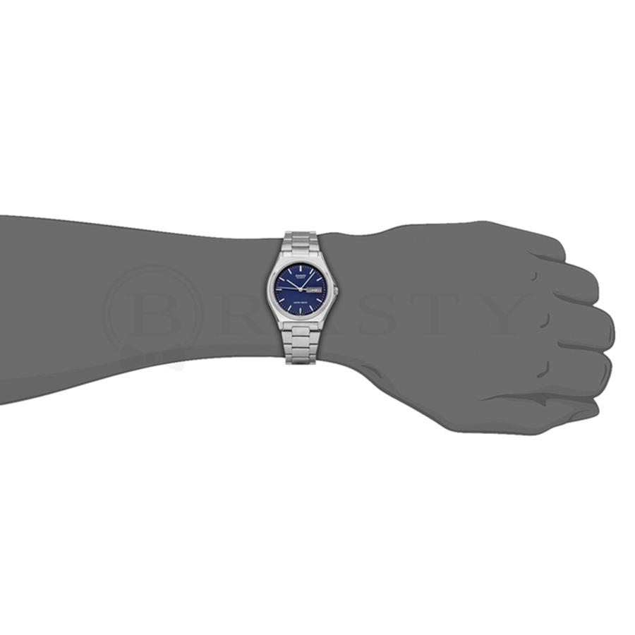 Đồng hồ nam dây kim loại Casio MTP-1240D-2ADF
