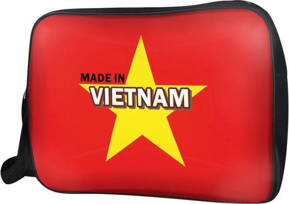 Túi Đeo Chéo Hộp Unisex Made In Việt Nam - TCVN007 34 x 9 x 25 cm