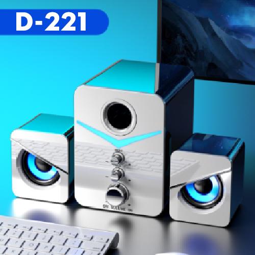 Loa Vi Tính Fantech D221 Hàng Chính Hãng VN/A