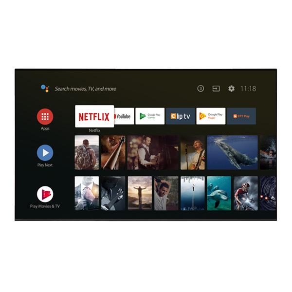 Android Tivi OLED Sony 4K 65 inch KD-65A9F - Hàng chính hãng