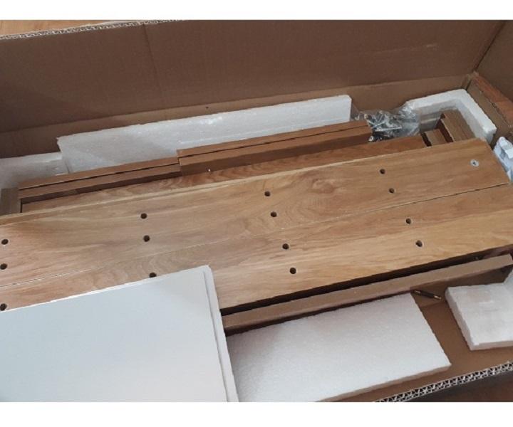 Kệ đựng giầy 5 tầng gỗ Homestar cao cấp