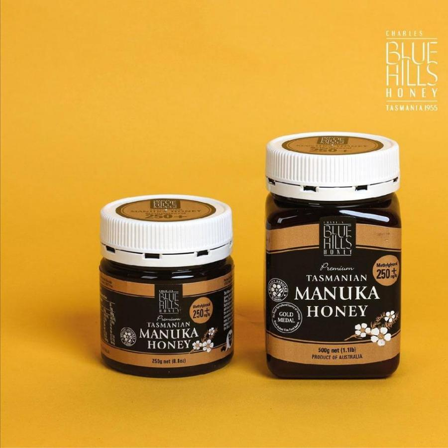 Mật Ong Manuka BlueHills 250+ (250g)